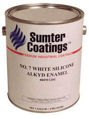 No.7 Silicone Alkyd (White) Tank/Cylinder Paint