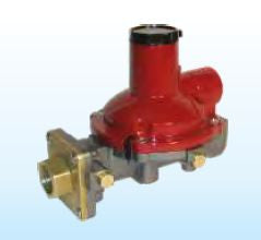1/2 x 1/2 1st Stage regulator 4-6 lbs, 2M BTU, set at 5 PSI