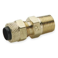 "1/8"" MPT x 1/4"" Poly Tubing Connector"