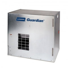 Guardian 200-325 BTU Nat Gas Bottom Draw AG Heater HSI Pilo