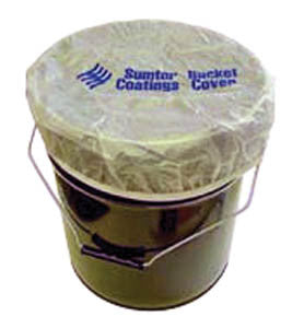 Bucket bonnet cover for 5 gal. paint pail*4 per pkg*sold ea.