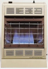 Empire 10M BTU blue flame vent free with thermostat nat gas