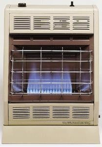Empire 20M BTU blue flame vent free with thermostat nat gas