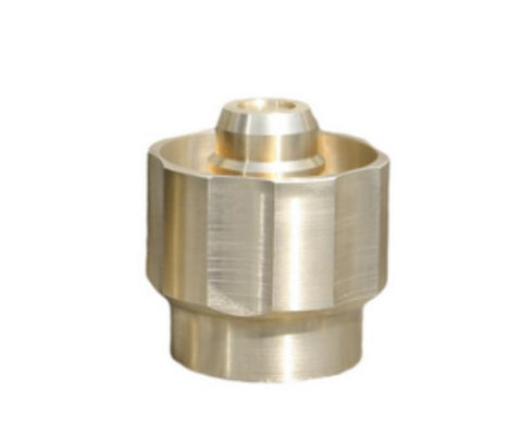 Euro Fill Nozzle Adaptor, Male snap-onx1-3/4 FEM Acme swivel