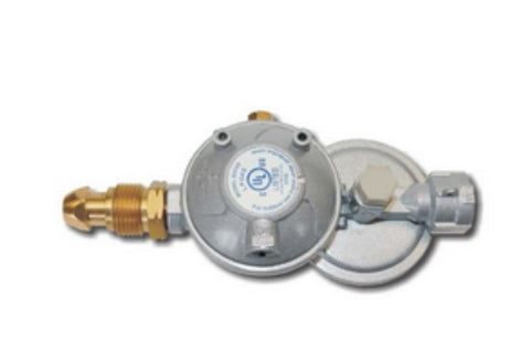 MPOLx3/8 FPT Low Pressure Two Stage Regulator*90 degree vent