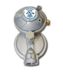 1/4 FPT X 3/8 FPT Low Pressure Two Stage Regulator 160,000 BT