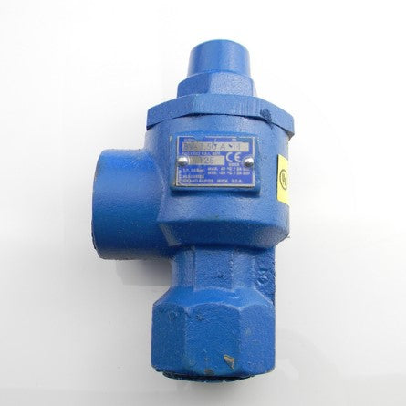 1 1/2 FPT bypass valve 115 PSI