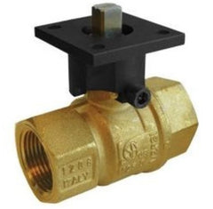 3/4 FPT Ball Valve brass full port   10 per box