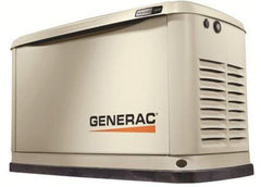 Air Cooled auto standby genera 200amp, mobile link, 13,000wat
