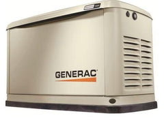 Air Cooled auto standby genera 200amp, mobile link, 16,000wat