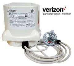 Cell propane monitor 4G HSPA class1,div2,grp D,5'w/harn