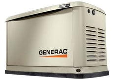 Air Cooled Standby Generator 12-volt, 16,000watt LP