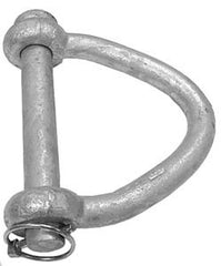 "5"" D Ring Web Shackle w/18K working load"