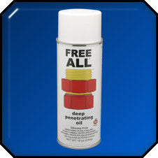 Free All 12oz Aerosol Spray Penetrating Oil