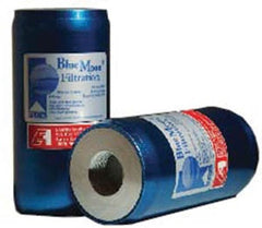 "3/8"" FPT Disposable Blue Moon filter for propane, 15 GPM"