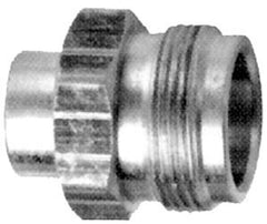 "1/4 FPTxmale 1""20 thread with O ring"