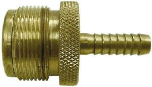 "MALE 1""-20 SWIVEL X 1/4"""
