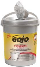 GOJO SCRUBBING WIPES 72CT