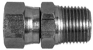 "1-1/4"" SWVL HOSE ADAPT. UNION"