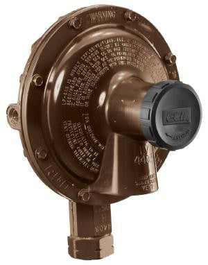 2ND STAGE REGULATOR LPG