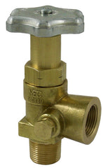 Liquid transfer valve 3/4x3/4 for check lock    * ME *