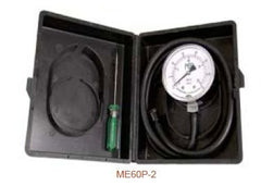 "1/4 MPT test gauge 0-35"" WC Adjustable"