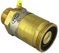 "3-1/4"" Macmex2""MPT Brass Fill Valve w/SS screen*Low Emission"