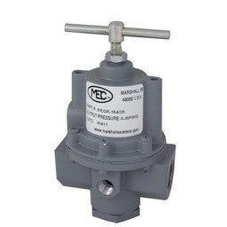 1/2 FNPT 0-30 PSI HP Regulator w/Relief