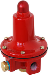 "1/4"" FNPT Inlet/Outlet Fixed High Pressure Regulator 20 PSI"