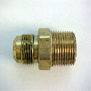 "XH MALE CONNECTOR 1/2"" FLARE X"