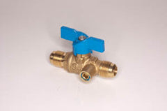 1/2 FEMxFEM side pressure tap Ball Valve (10 per box)