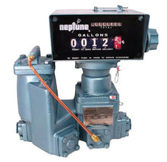 "Neptune Dispenser Meter NON-AT 1"" Type 4D-MD w/ 600 Reg 1 USG"