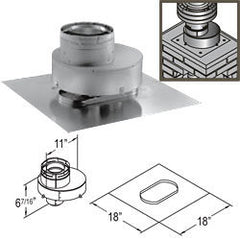 Direct Vent Chimney Linear Termination Kit