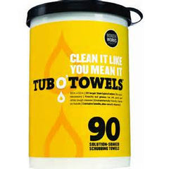 TUB-O TOWELS