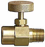 ADJUSTING NEEDLE VALVE