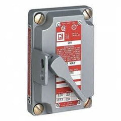 ELECTRICAL SWITCH WITH COVER