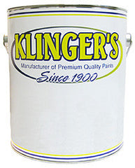 PAINT-KLINGER LIGHT GRAY TANK ENAMEL GAL