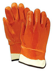 GLOVE-MONKEY GRIP SAFETY CUFF FOAM INSULATED