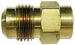 "CONNECTOR-3/8"" OD FLARE X 1/8"" FPT"