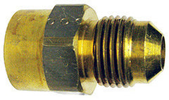 "CONNECTOR-3/8"" OD FLARE X 3/8"" FPT"