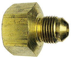 "CONNECTOR-3/8"" OD FLARE X 3/4"" FPT"