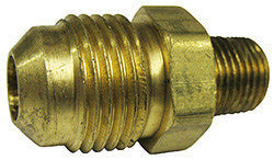 "CONNECTOR-3/8"" OD FLARE X 1/8"" MPT"