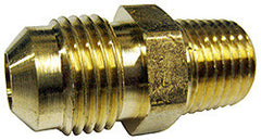 "CONNECTOR-3/8"" OD FLARE X 1/4"" MPT"
