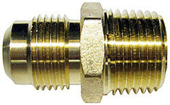 "CONNECTOR-1/2"" OD FLARE X 1/2"" MPT"