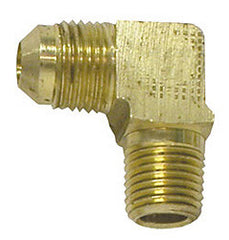 "ELBOW-1/2"" OD FLARE X 1/4"" MPT"