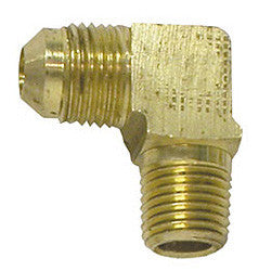 "ELBOW-1/2"" OD FLARE X 3/4"" MPT"
