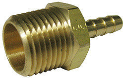 "FITTING-1/4"" HB X 1/2"" MPT BRASS"