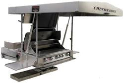 GRILL-CHUCK WAGON MOBILE GRILL SYSTEM  ALUMINUM