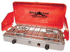 STOVE-2 BURNER HIGH OUTPUT BASE CAMP