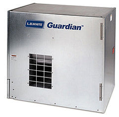 HEATER-AG 160-250K BTU LP HSI GUARDIAN 250 BOTTOM DRAW